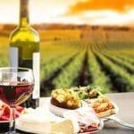 Diner wine field_560