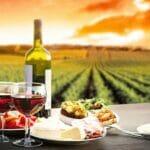 wine and food vine yard 600