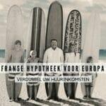 Franse hypotheek voor Europa – EuropaHypotheek